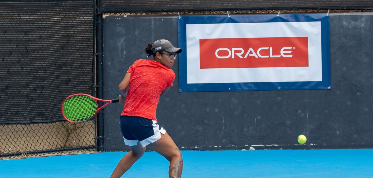 Soli defeated No. 20 Kawai on Saturday at the Oracle ITA Masters.