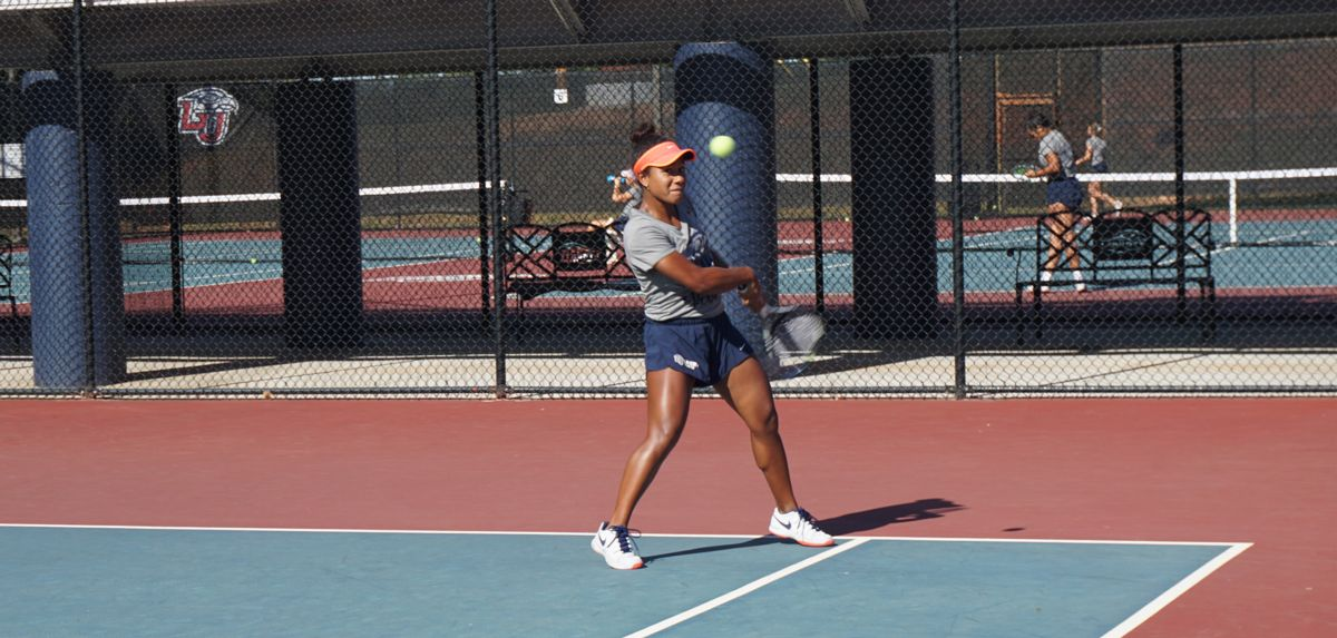 The Lady Flames will compete in two tournaments this weekend.