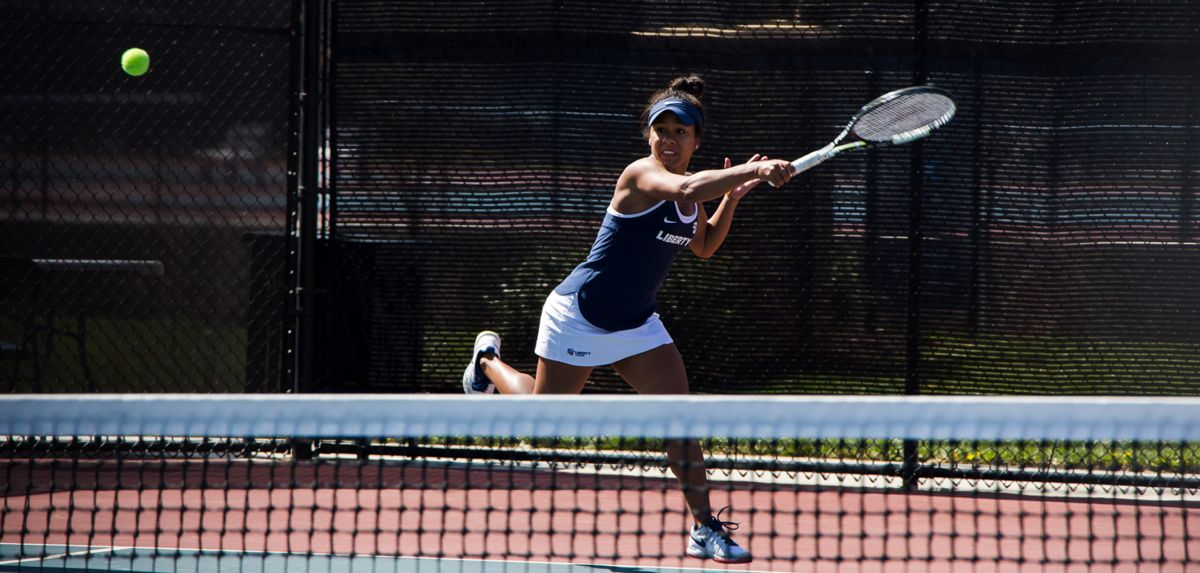 Medina won in both doubles and singles against Roanoke, Saturday afternoon.