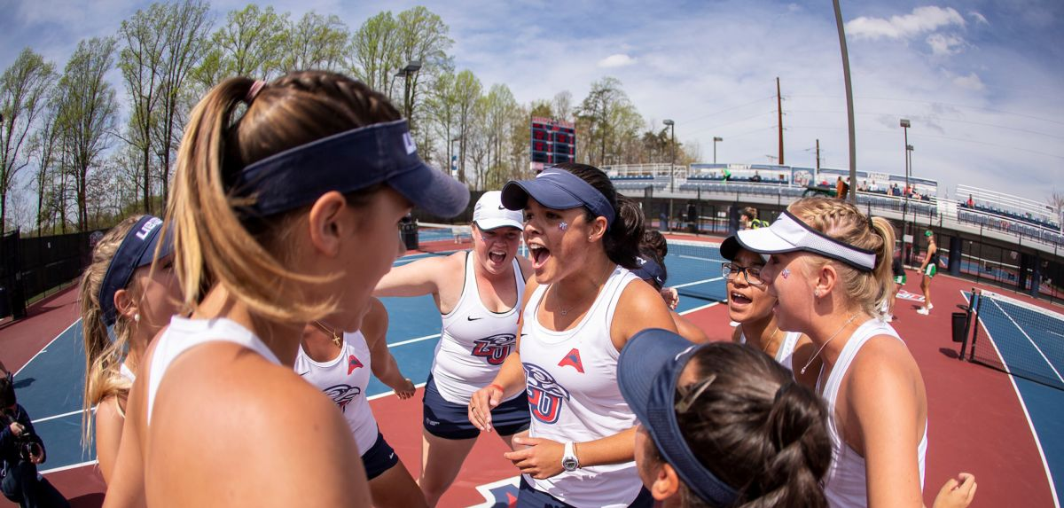 Four Lady Flames and Maren Receive ASUN Women's Tennis Postseason Awards