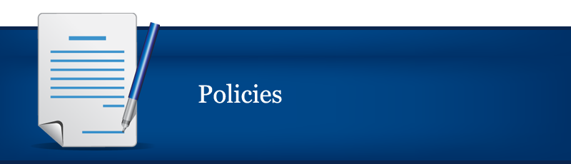 information technology policies and procedures templates - policies general policies information technology