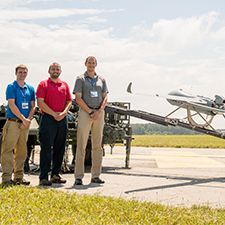 Collegiate Training on Medium UAS Platforms
