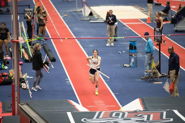 Alexis Martin | Track & Field | Liberty Flames