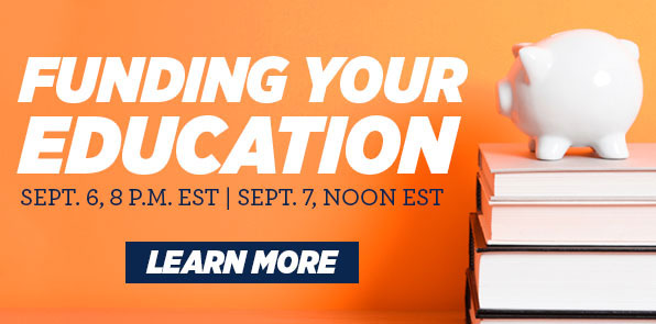 Funding Your Education, Sept. 6-7