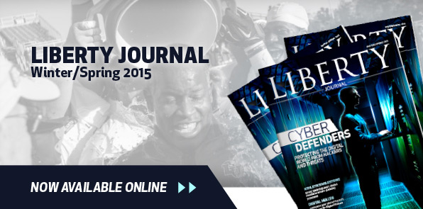 Liberty Journal is online