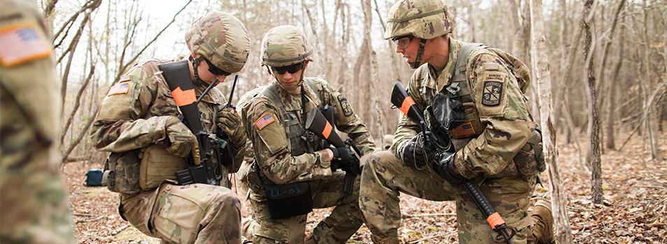 Basic & Advanced Camps   Army ROTC   Liberty University