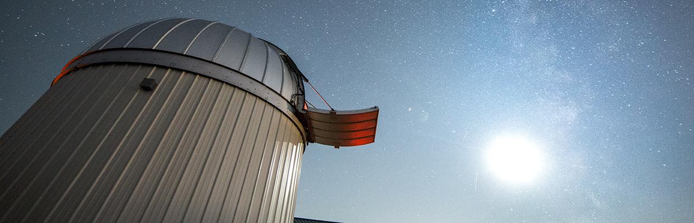 Astronomical Observatory | Mathematics | Liberty University