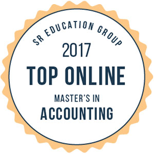 Master's in Accounting Award