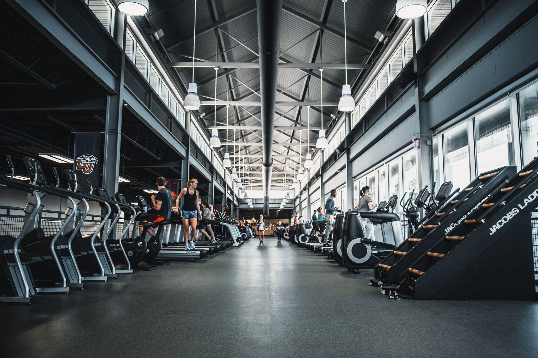 LaHaye Recreation & Fitness Center   Campus Recreation   Liberty University