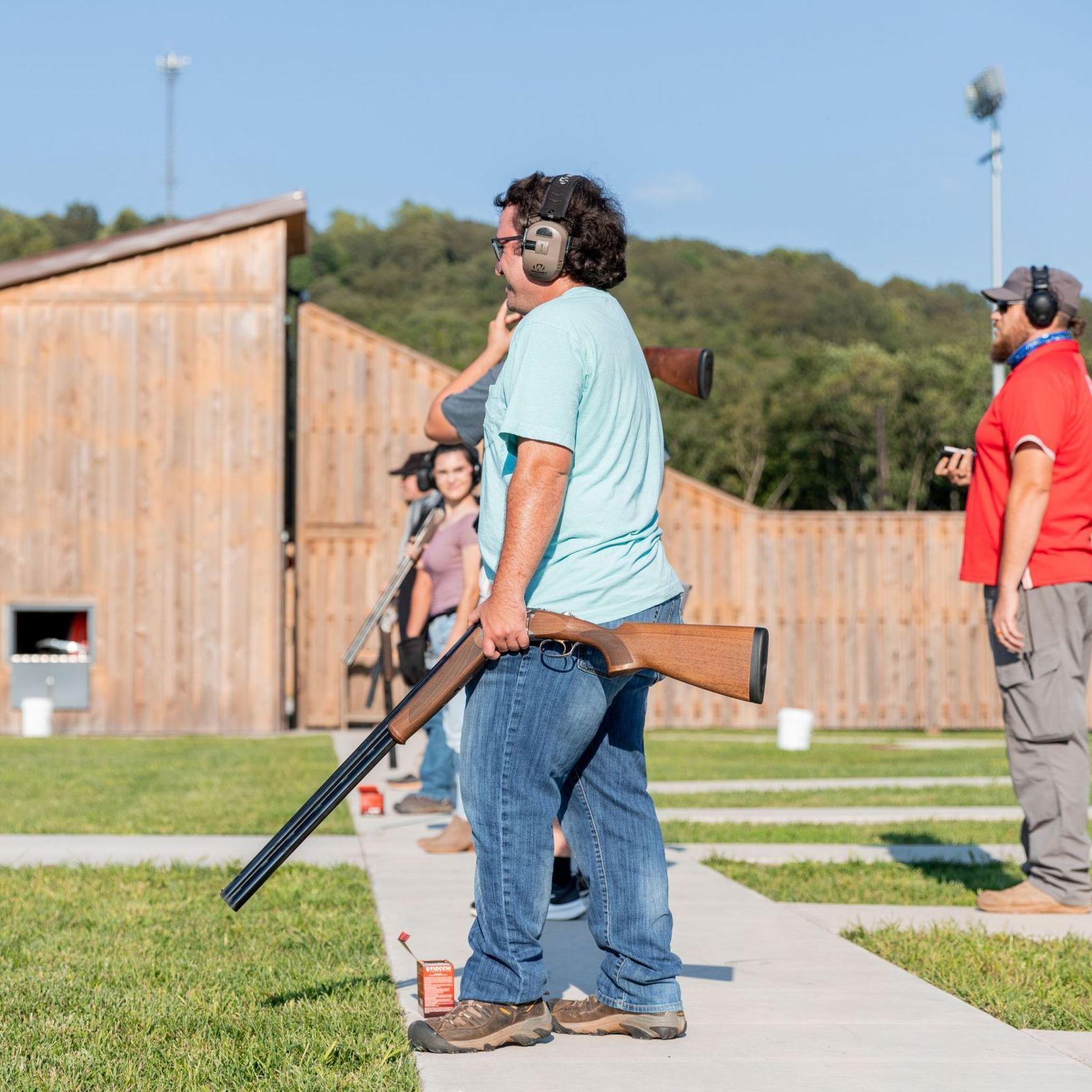 Liberty Mountain Gun Club   Campus Recreation   Liberty University