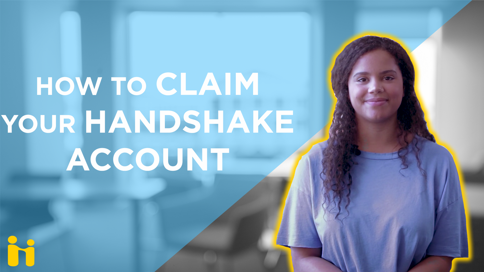 How to claim your Handshake account