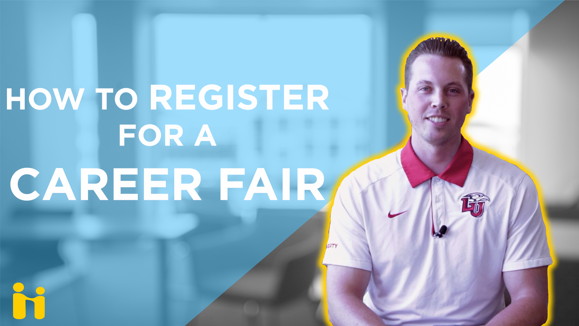 How to Register for a Career Fair