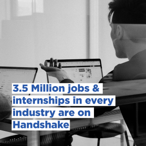 Jobs on Handshake