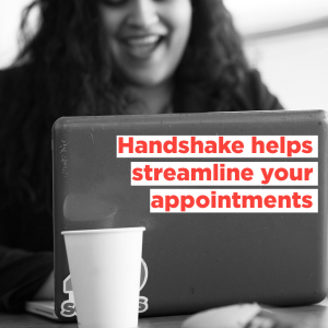 Handshake Streamlines your appointments