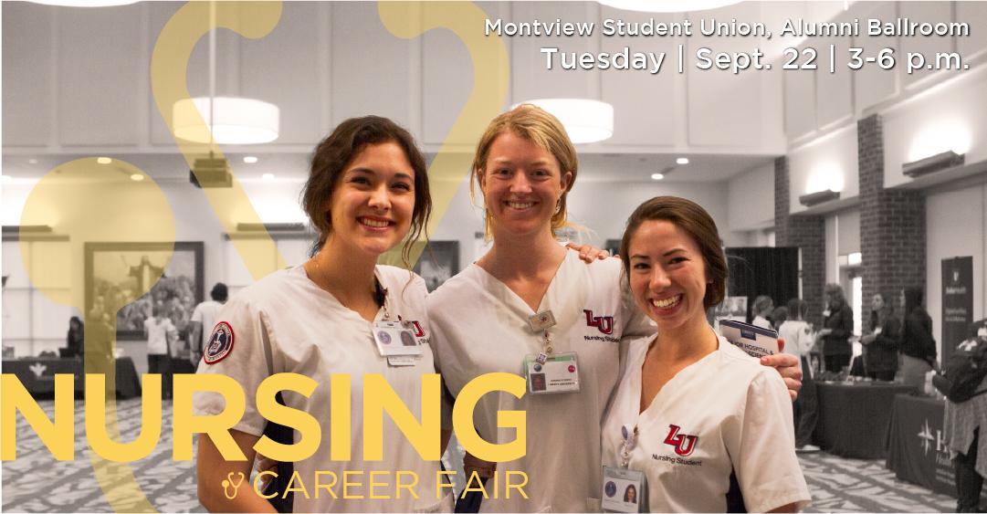 Nursing Career Fair Fall 2020