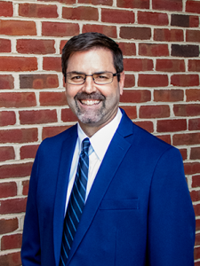 Scott Leuz , Liberty University Washington Fellowship