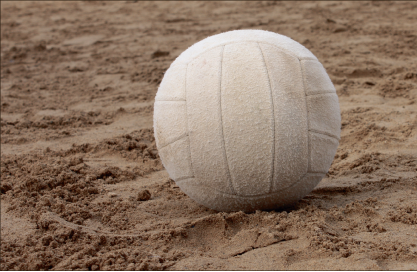 Under the lights— Students will get the chance to compete in a 12 hour volleyball competition at the newly constructed sand volleyball courts on East Campus. Sxc.hu