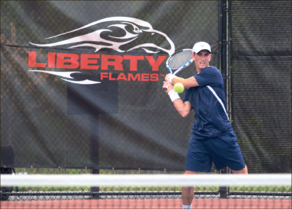 Ousted — The Flames posted their best record since 1993 but came up short against Coastal. Photo credit: Ruth Bibby