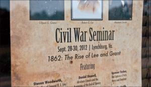 Seminar — Liberty will host the 16th annual Civil War Seminar on Sept. 28-30 in the School of Law at Green Hall. Photo credit: Lauren Adriance