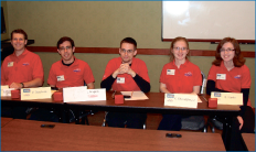 Team — Quiz Bowl members won big this weekend. Photo provided