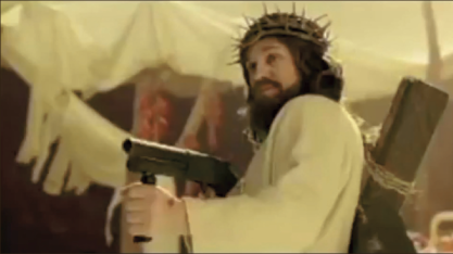 No laughing matter — It is hard to imagine Jesus appreciating Saturday Night Live's skit. YouTube screenshot