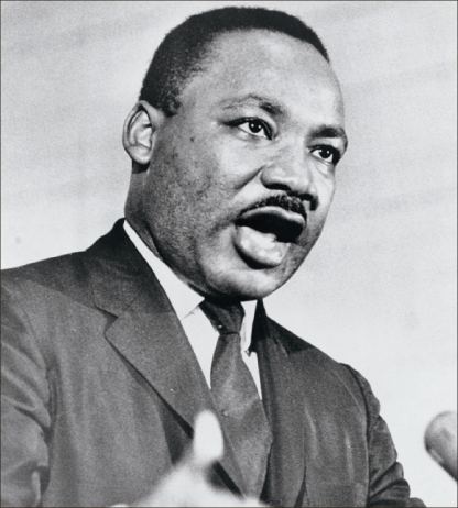 Perspective — What would Martin Luther King Jr. think of today's world? Library of Congress
