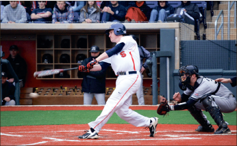 Home field advantage — The Flames have outscored their opponents 22-7 in the Invitational. Photo credit: Steven Abbot