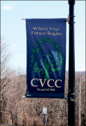 CVCC - CVCC wants to update its campus. Photo credit: Jazmin Quaynor