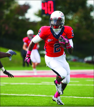 Can it happen? — Liberty looks to shock FBS opponent Kent State. Photo credit: Ruth Bibby