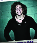 Rockin' — Franck will be preforming Sept. 13 in Towns Auditorium. Photo provided