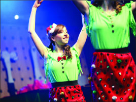 DANCE — Students perform at Coffeehouse in 2012. Photo credit: Ruth Bibby