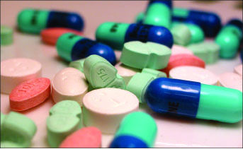ABUSE — Prescription study aids have become a popular option among students. Google Images