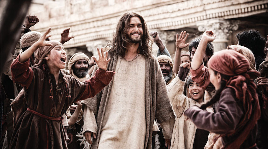 "Christianity —  Burnett and Downey's ""Son of God"" is poised to become the most popular Christian film since ""The Passion of the Christ."""