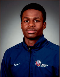 sports — Darius Dixon ran for the track team. Photo provided