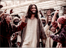 "elect— ""Son of God"" will hit theaters Feb. 28. Google Images"