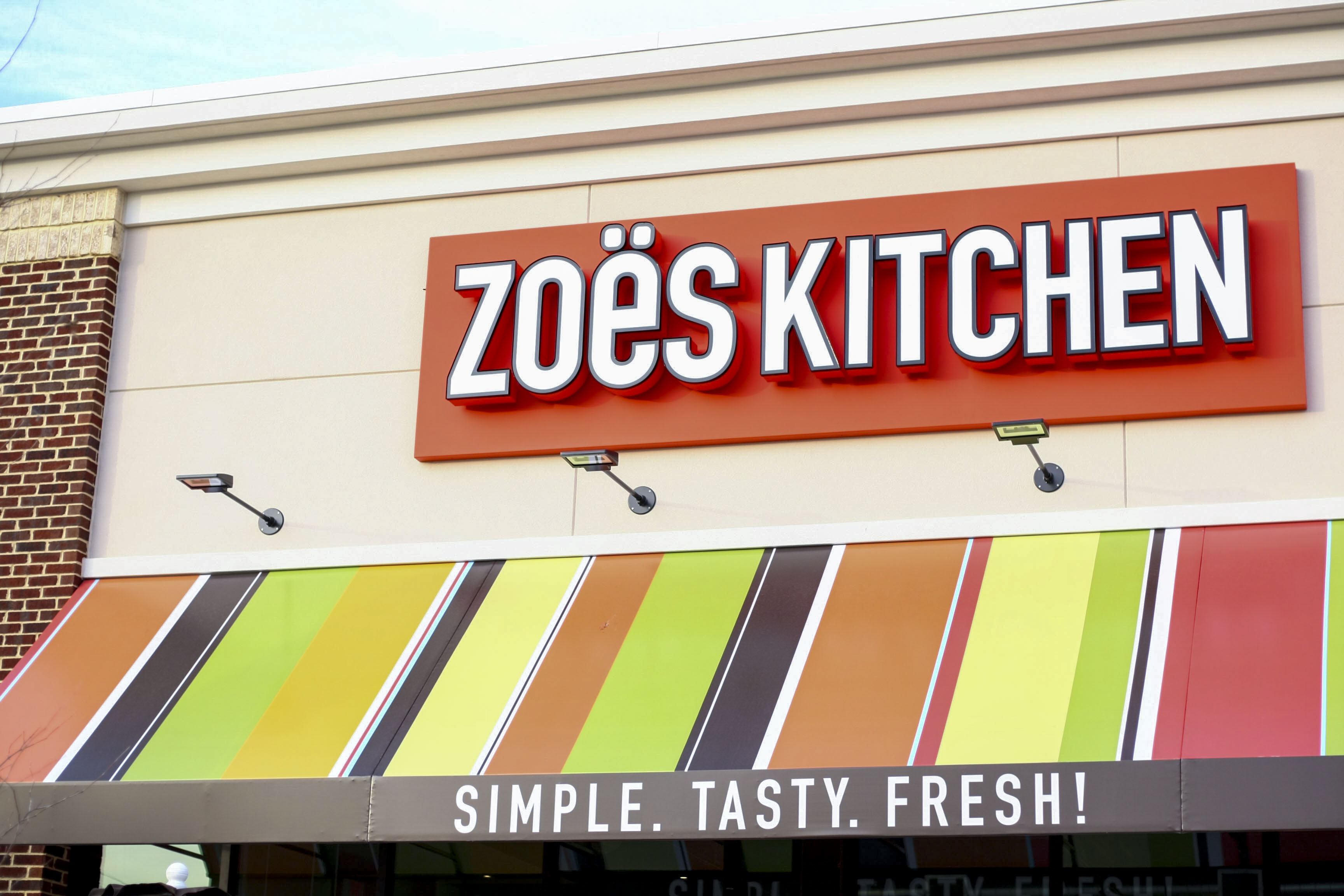 Zoes kitchen location - Cheap spring