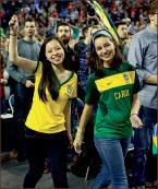 PARADe — Students enjoy GFW. Photo provided