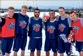 Originals — Mike Zumpano, Kurt Tobias, Derek Haywood, Miguel Lozada, Skylar Sipe and Travis Briggs (Left to Right). Photo credit: Courtney Russo