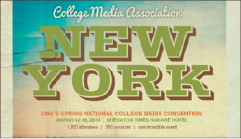 JOURNALISM — Professors from all over America came to speak at the convention. Photo provided