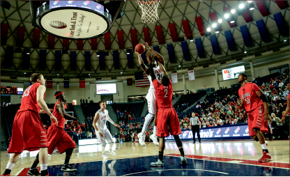 can dreams come true? — Liberty hopes to win its fourth Big South title in its history. Photo credit: Leah Stauffer