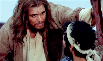 """PREMIERe — The film was adapted from History Channel's """"The Bible"""" series. Screenshot"""