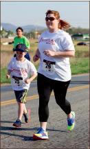 race — Coleman's Run raises funds for autism research. Photo credit: Dale Carty II