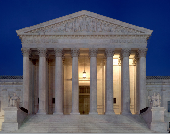 Lawsuit— Supreme Court presided over the Hobby Lobby contraceptive case. Google Images