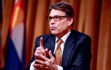 POLITICIZED — Governor's indictment catapulted Texas political scene into the national news cycle, calling Perry's leadership into question. Photo credit: Google Images