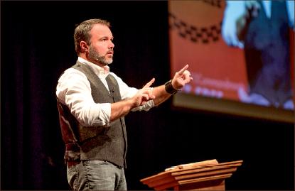 Controversy pastor mark driscoll John Piper: