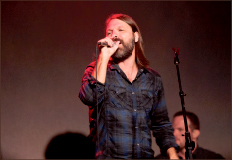 country — Mac Powell performed for CFAW. Photo credit: RJ Goodwin