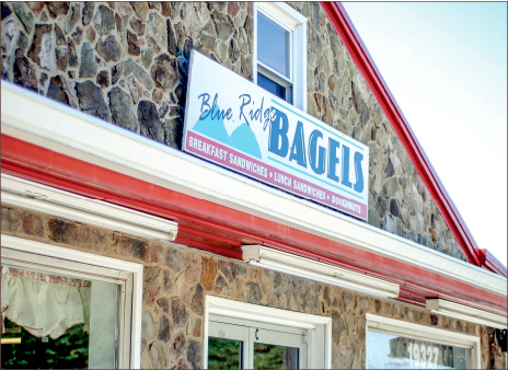 fresh — A new bagel shop opened in Lynchburg, offering a variety of doughnuts, bagels and sandwiches. Photo credit: Ellie Fraser