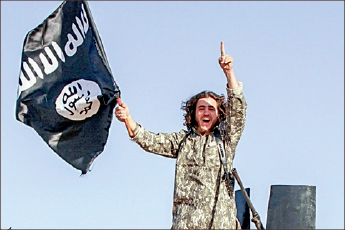 RADICAL — Islamic State rebels have forced Arab minorities to flee their homelands. Google Images
