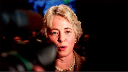 ALARMING — Mayor Annise Parker garnered national attention for her brazen attack on religious liberty. Google Images