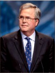 Liked — Jeb Bush is popular in Florida. Google Images